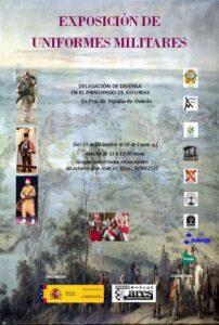 Exposición de Uniformes Militares